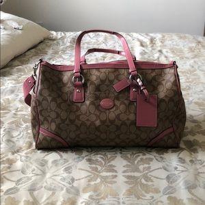 Weekender Coach bag
